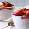 jordgubbsyoghurt|chia minska triglycerider nivåer